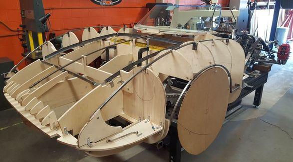Body Fabrication Lange Classic Engineering Inc